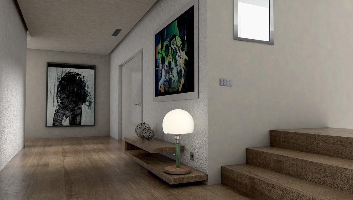 Podlahové topení rovnoměrně vytopí celé dům