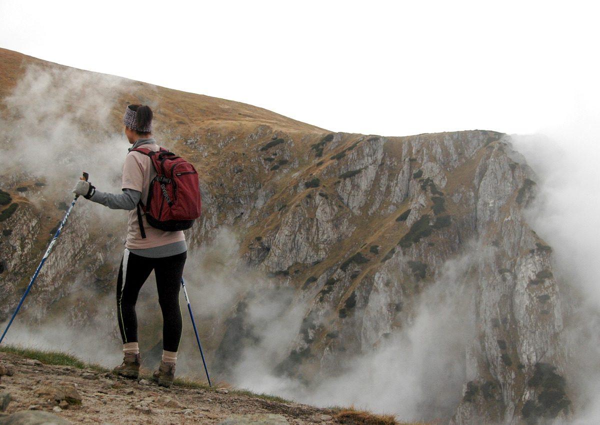 Nordic walking je style oblíbenější