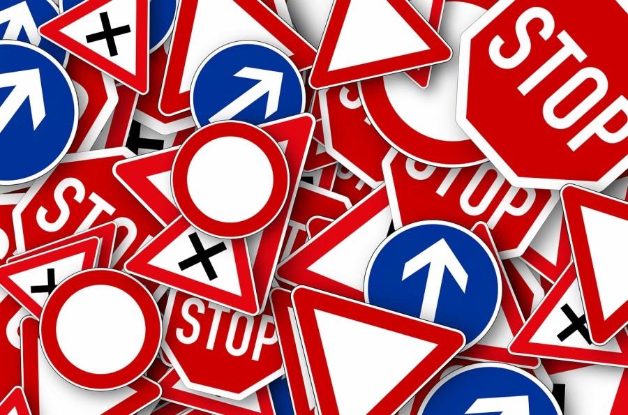 Dopravní značení si můžete vmoderní době i pronajmout
